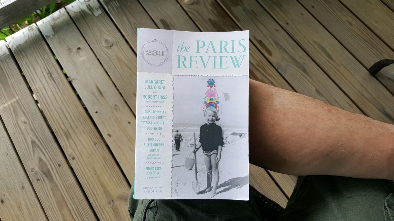 The Paris Review, issue 233, Summer 2020